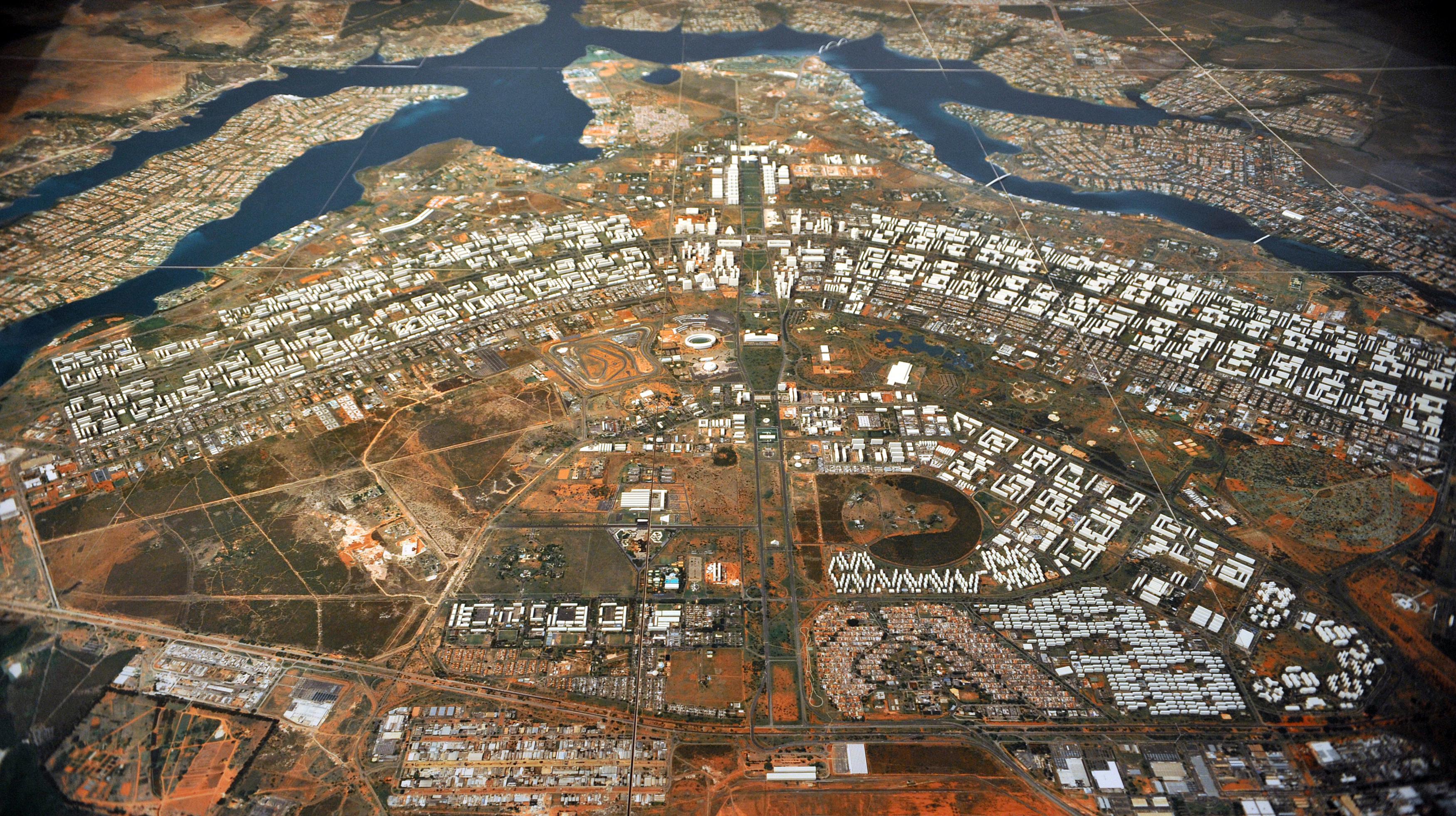 Brasilia Master Plan of Costa's Master Plan